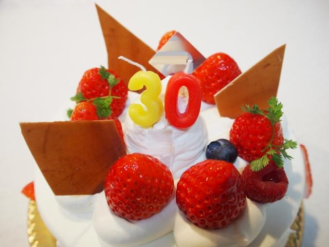 30周年!!ありがとう・おめでとう!